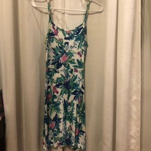 H&M summer floral dress